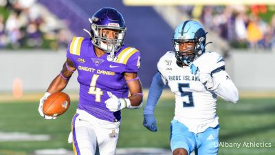 REPLAY: Rhode Island vs UAlbany