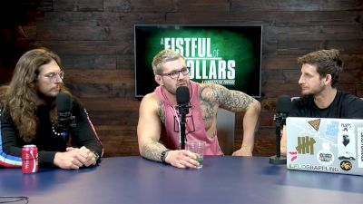 Gordon Ryan Weighs In On Wrestling and Jiu-Jitsu