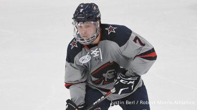 Full Replay: Robert Morris vs Army | Atlantic Hockey