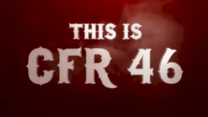 Watch CFR46 LIVE on FloRodeo