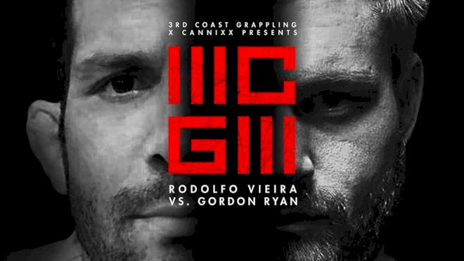 Rodolfo Vieira Versus Gordon Ryan Coming To FloGrappling Dec. 7!