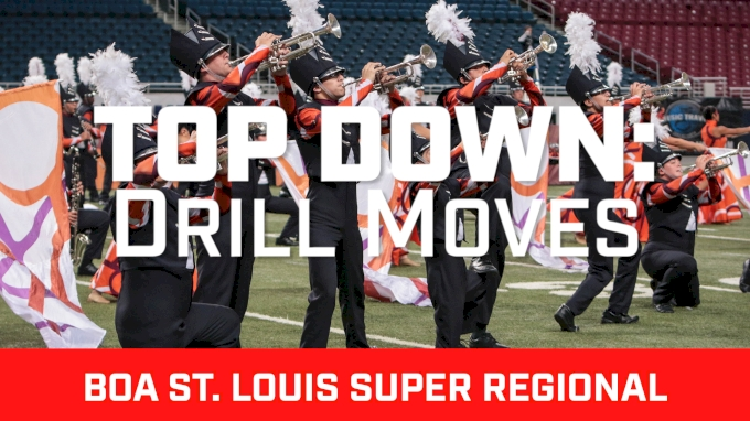 TOP DOWN: BOA St. Louis Super