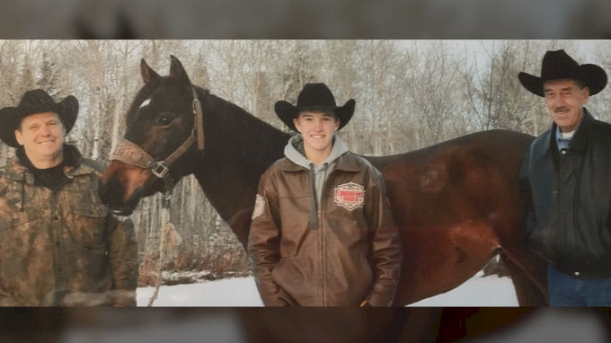 3-Generations Of Roping: Kolton Schmidt