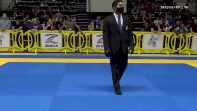 JOAO AUGUSTO LOPES COELHO vs OSCAR BARRERA 2021 Pan IBJJF Jiu-Jitsu No-Gi Championship
