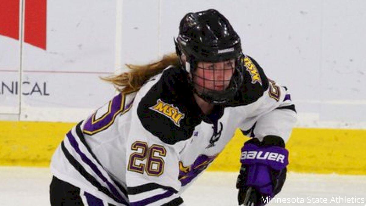 Minnesota State women's hockey