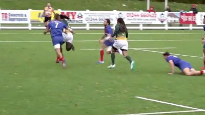 South Africa vs France - 2019 AF International 7s Cup SF