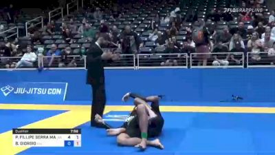 Takedown to RNC: Pedro Marinho Scores Submission in Absolute Division