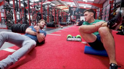 In The Gym With AFI 7s, Love Island Winner Greg O'Shea