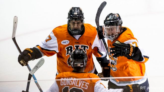 RIT Faces Early Test At Army West Point