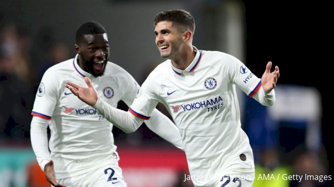 Concaclusions, Ep. 8: Christian Pulisic Finally Breaks Through For Chelsea