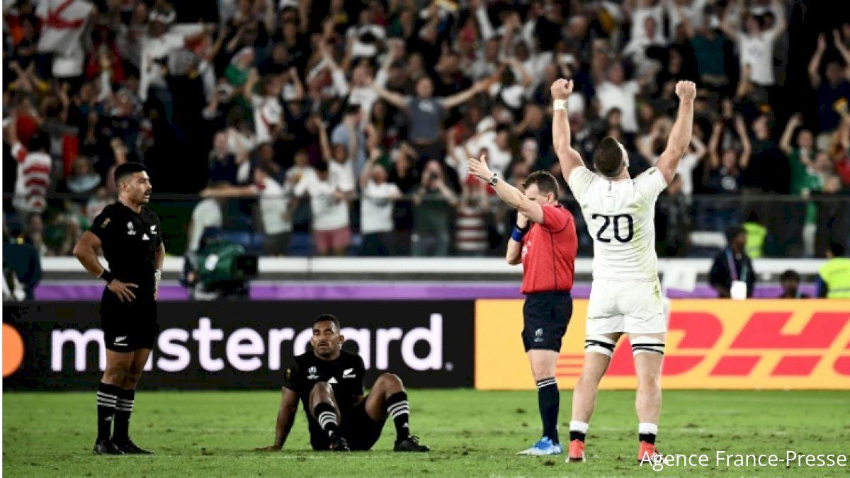 How England Strangled The All Blacks