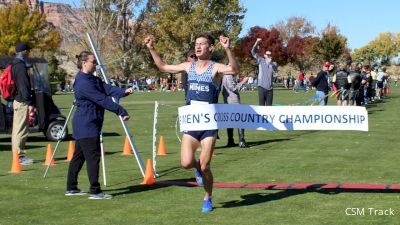 2019 DII/DIII FloXC Show (Oct. 29): No. 1 Colorado Mines Led By Surprising Stud