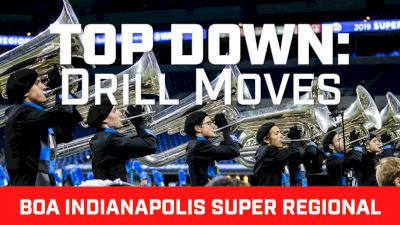 TOP DOWN: BOA Indianapolis Super Regional Drill Moves