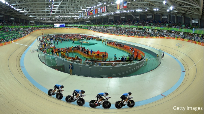 picture of 2019 UCI Track World Cup: Minsk