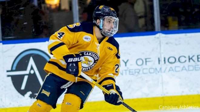 Canisius Faces ECAC's Union & Atlantic Conference Play Heats Up