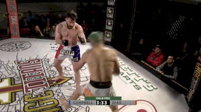 Full Replay - Cage Titans FC 46