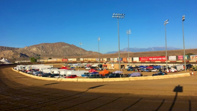 picture of 2019 USAC Sprints at Perris Auto Speedway
