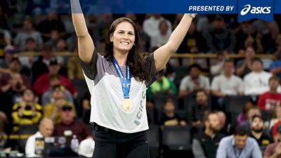 Adeline Gray: Ask A Champion At Who's Number 1
