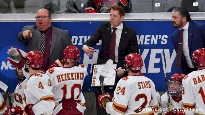 Denver Pioneers Hockey Is Evidence Of A Winning Culture