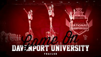 Game On: Davenport University (Trailer)