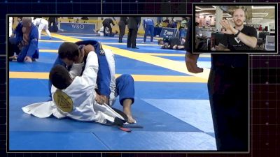Tech Breakdown: Paulo Costa's Weird And Sneaky Lapel Choke
