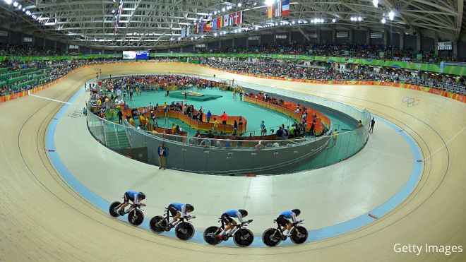 How To Watch The Glasgow Track World Cup