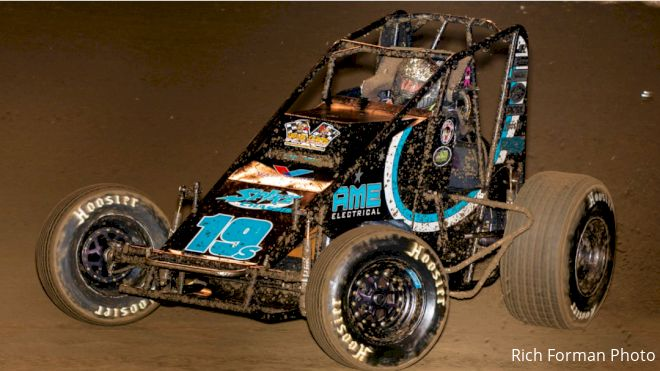Hunter Schuerenberg Leads Oval Nats Passing Master Points