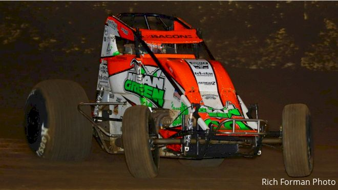 Brady Bacon Does It Again On Night 2 At Perris