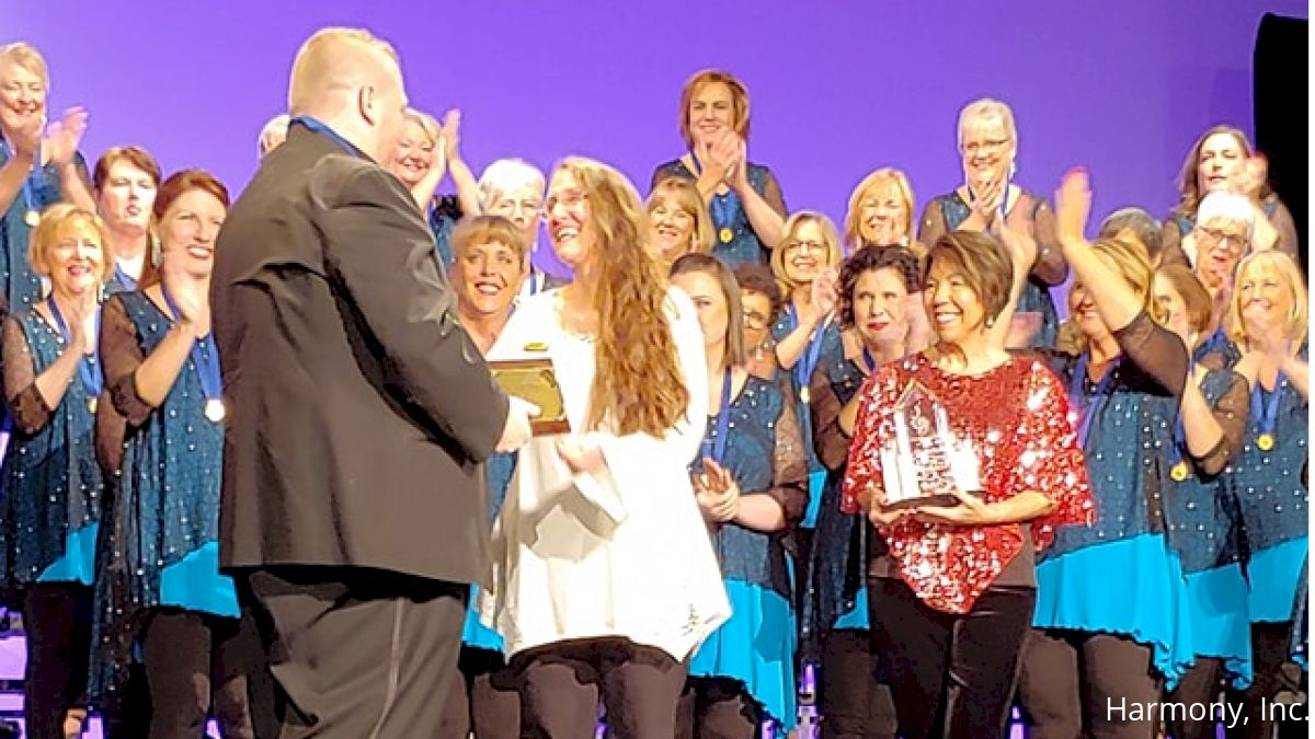 Record Breaking Chorus Contest at Harmony, Inc.