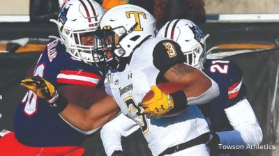 REPLAY: Towson vs Stony Brook