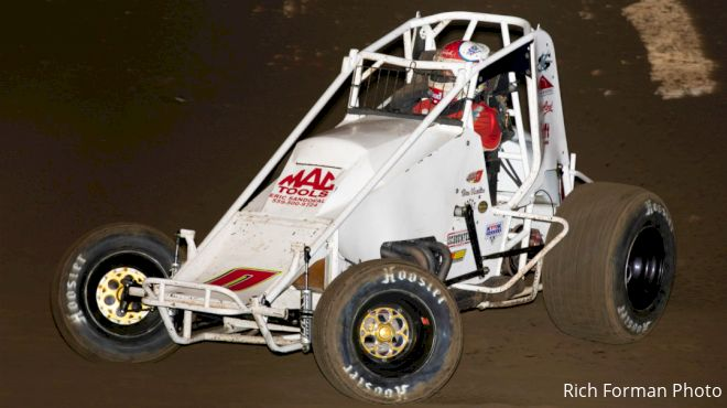 Bud Kaeding Collects Oval Nats Passing Master Honors