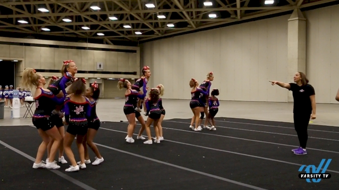 Practice Room Peek: Luxe Cheer Dynasty