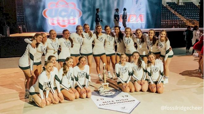 Fossil Ridge Takes Another UCA Title