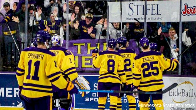 WCHA Watch Guide: Week Of December 30