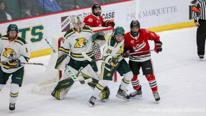 WCHA RinkRap: Northern Michigan Comebacks, Minnesota State Ascension