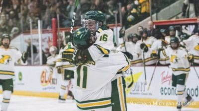 Highlights: Northern Michigan vs St. Cloud State, Game 1
