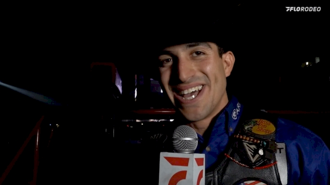 Durazo Wins Canadian Bull Riding Title