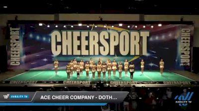 ACE Cheer Company - Dothan Warhwaks [2021 Senior 3] 2021 CHEERSPORT: Atlanta Grand Championship
