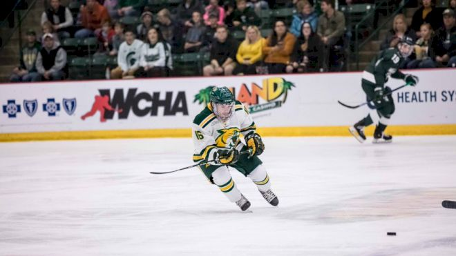 Northern Michigan's Griffin Loughran Seizing Opportunity