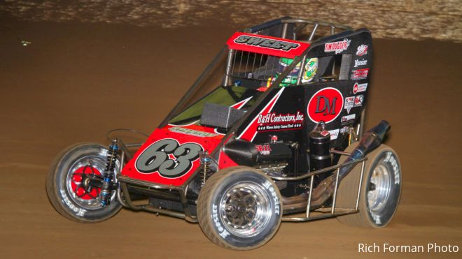 World of Outlaws Champ Brad Sweet Enters Hangtown 100