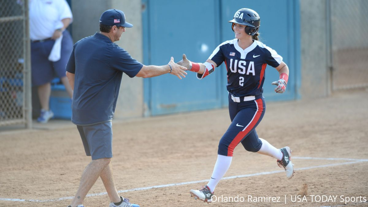 USA Softball Announces Exhibition Games For U.S. Women's National Team