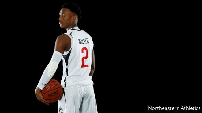 Northeastern's Tyson Walker Runs The Point With 'Presence, Personality'