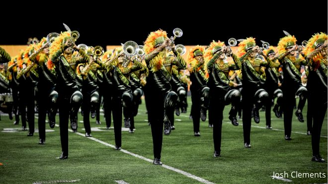 2021 Bands of America Grand Nationals Line-Up Released