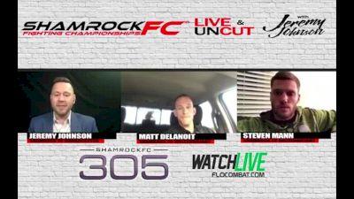 TRASH TALK: Matt Delanoit, Steve Mann Go In
