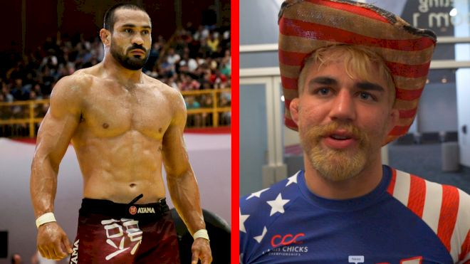 Finishers Ramos And Tonon To Face Off This Weekend At Fight To Win 132