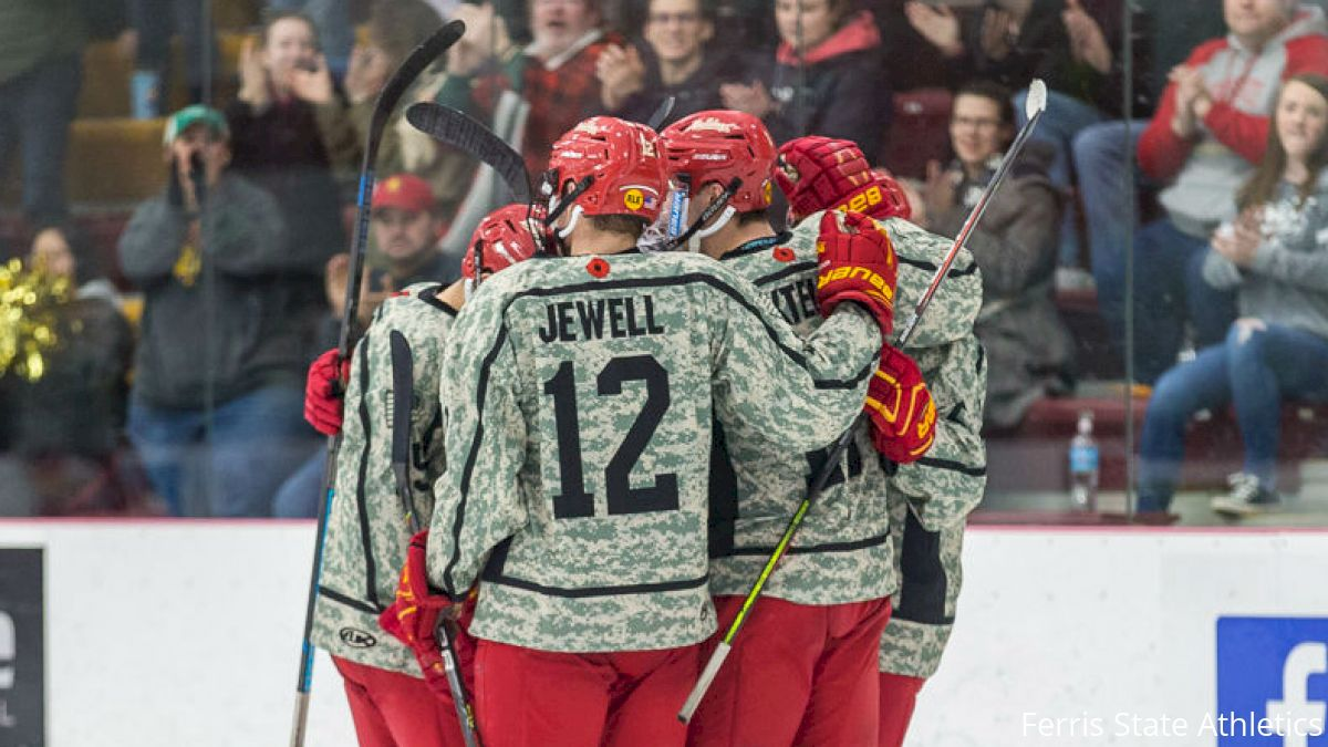 WCHA RinkRap: Michigan Tech Earns A Sweep, Ferris State Finds A Way
