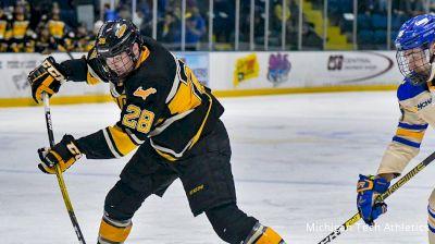 Highlights: Michigan Tech vs Lake Superior State, Game 1