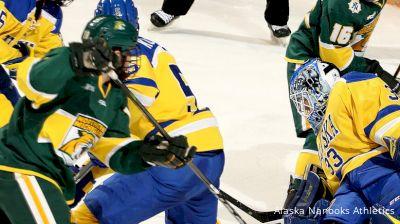 Highlights: Alaska vs Northern Michigan, Game 2