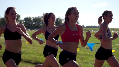 Workout Wednesday: No. 1 Arkansas Women 5x1K
