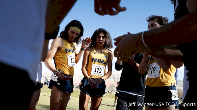 picture of NAU: Running With The Boys